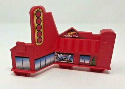2015 Hot Wheels Ultimate Garage Replacement Part Rent-A-Car Store