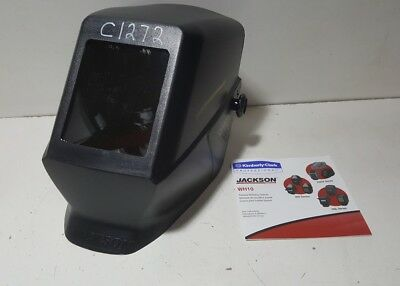 New Jackson Safety Wh10 14975 Passive Welding Helmet Hsl-100