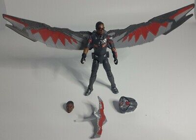Marvel Legends Captain America Civil War Falcon Walmart Exclusive