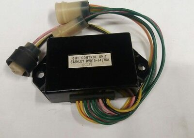 Yamaha Outboard Part # 6H1-85740-00-00 Control Unit Assembly