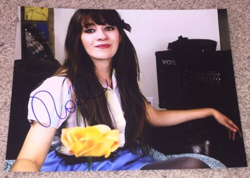 NOEL WELLS SIGNED AUTOGRAPH MASTER OF NONE SNL 8x10 PHOTO A w/PROOF