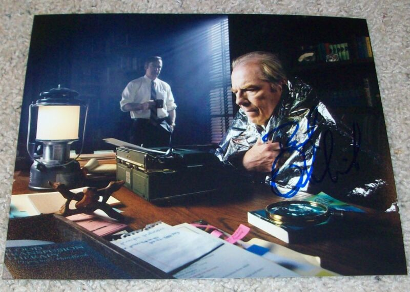 BOB ODENKIRK SIGNED BETTER CALL SAUL BREAKING BAD 8x10 PHOTO B w/PROOF AUTOGRAPH