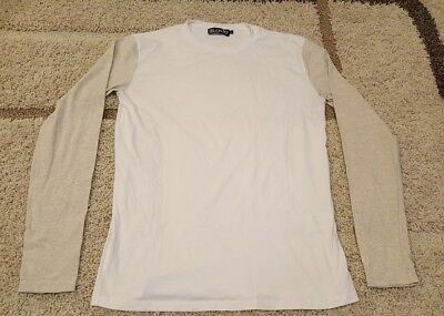 BLOOD BROTHERS - T-SHIRT COTTON WHITE  SIZE L - (B)