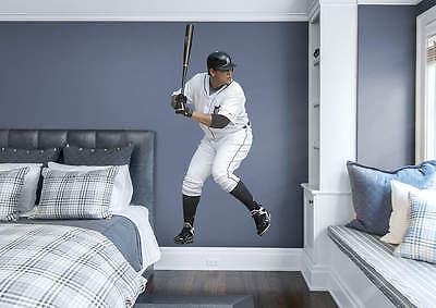 Miguel Cabrera At Bat Fathead Tigers Lifesize Only 33  X 71  Mlb Wall Graphics
