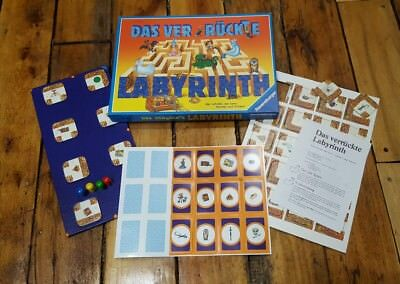 Used, Das Ver Ruckte Labyrinth (Board Game, German Language Version) amazing classic for sale  Shipping to Canada