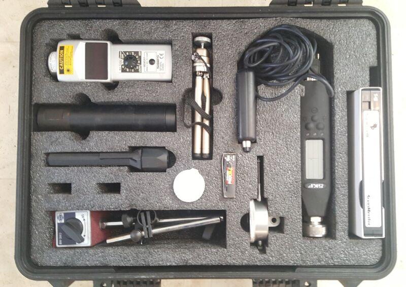 MERITOR HUB BEARING ANALYZAR KIT SKF CMVL3601 SHIMPO DT-207L CME-MB CMAC3650