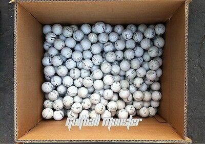 600 D Used Range Ball Hit Away Golf Balls Practice Shag Bag FREE FREIGHT