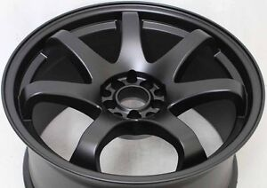 18 inch HR Racing  556 Lightweight Wheels - Japanese cars