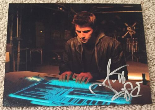 GARRETT HEDLUND SIGNED AUTOGRAPH TRON LEGACY PAN TROY 8x10 PHOTO B w/EXACT PROOF