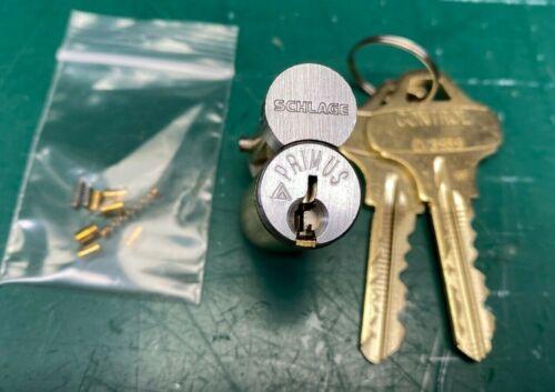 Schlage Primus Everest LFIC Lock Cylinder - Locksmith Locksport D415 Level 9