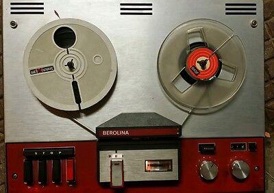 Tonbandgerät von Telefunken ( Berolina )