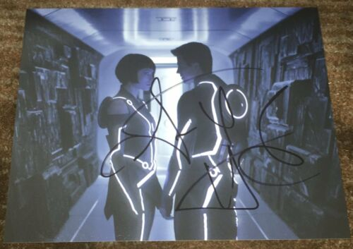 GARRETT HEDLUND SIGNED AUTOGRAPH TRON LEGACY TROY PAN HOOK 8x10 PHOTO M w/PROOF