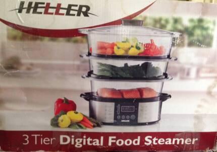Heller Digital Food Streamer Edensor Park Fairfield Area Preview