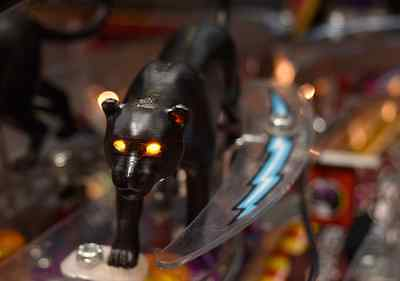 """Cirqus Voltaire Pinball Mod """"Simba"""" Panther jaguar Mod"""