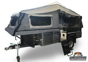 Platinum Discovery Forward Fold Camper Hyde Park Townsville City Preview
