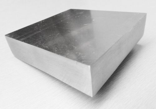 """Steel Block 3"""" Square Bench Tool Jewelry Making Metal Working Anvil 3/4"""" Thick"""