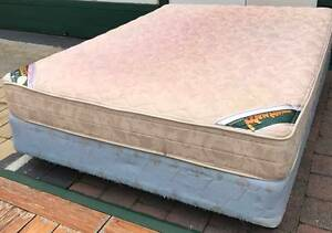 Excellent Queen bed base with mattress. Delivery can do Kingsbury Darebin Area Preview
