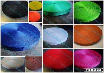 (1,25€-3,00€/m) Gurtband 20 mm Polypropylene Tragegurt Taschengurt 28 Farben 00 Band