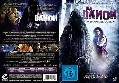 Halloween Ist Ein (Der Dämon, Im Bann des Goblin, Ein vergessener Fluch ist zurückgekehrt, DVD/Neu)