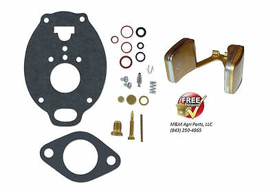 Carburetor Kit Float Ih Farmall A Av B Bn Super A 130 140 200 230 240 Tractor