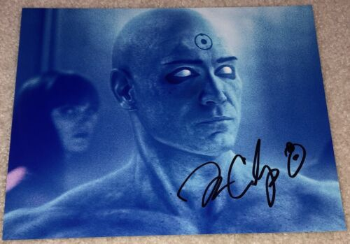 BILLY CRUDUP SIGNED AUTOGRAPH WATCHMEN DR. MANHATTAN 8x10 PHOTO A w/EXACT PROOF