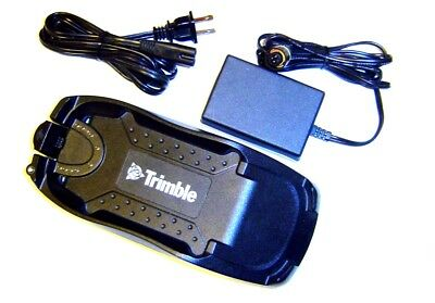 2003 Trimble Geo Xt Support Module With Power Supply Pn 46502-00