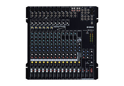 Yamaha MG166CX 16-CHANNEL LIVE SOUND MIXER W/ COMP & FX - NEW IN THE BOX - L@@K