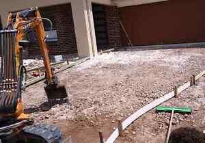 Concrete and Excavations Merrylands Parramatta Area Preview