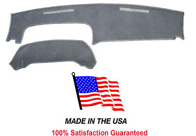 1991-1994 Chevy Cavalier Gray Carpet Dash Cover Mat Pad CH70-0 Made in USA
