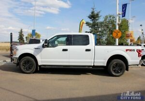 2018 Ford F-150 XLT 4x4 SuperCrew 5.5' Box
