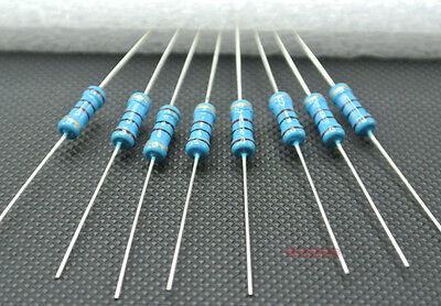 1000pcs 40value 12 Watt Carbon Film Resistor Kit 1r-8.2m