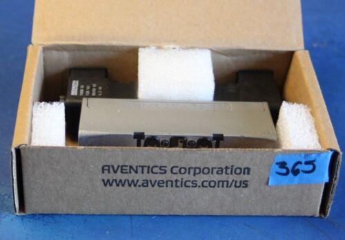 Rexroth Ceram Aventics Double Solenoid Valve R432006365 GT-010032-02626 7877 NEW