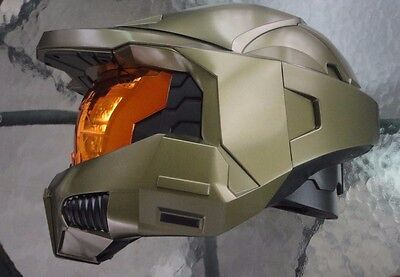 Halo 3 Legendary Edition Master Chief Helmet