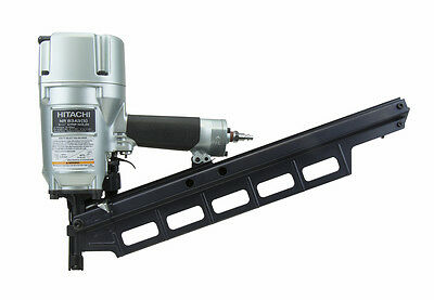"Hitachi NR83A3S 3-1/4"" 21 Degree Framing Nailer (Recon Grade C)"