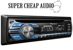 NEW-PIONEER-DEH-4550BT-BLUETOOTH-BT-CD-MP3-AUX-USB-IPOD-IPHONE-IN-DASH-CAR-AUDIO
