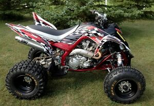 Yamaha Raptor  Plastics Uk