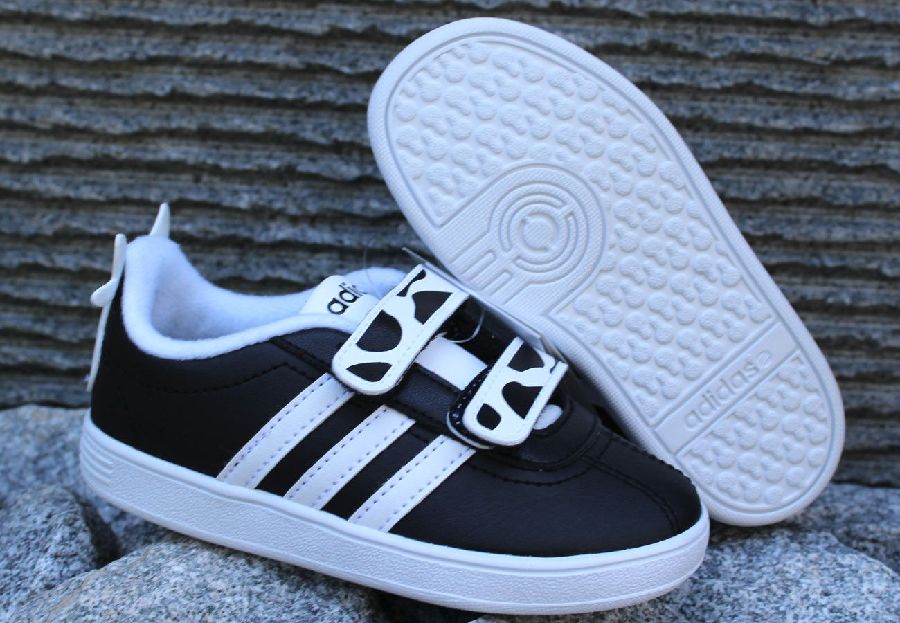 Adidas Court Animal INF Kinder Schuhe Sneaker Turnschuhe 20 21 22 23 24 25 26 27