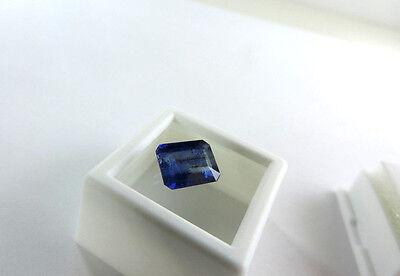 Very nice 3.75ct Nepalese Kyanite with cornflower blue color