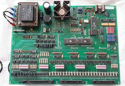 Unipress Udbv Controller 26618-00 Control Board