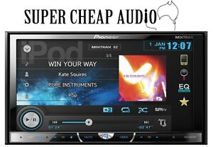 PIONEER-AVH-X5550BT-7-DVD-PLAYER-IPHONE-BLUETOOTH-BT-CD-USB-IPOD-APP-MODE-RADIO