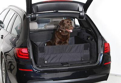 Kofferraumbox mit Stossstangenschutz Kleinmetall Hunde  Garten Camping NEU XXL