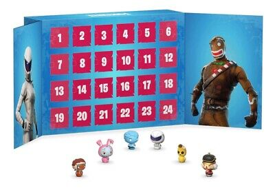 Christmas Decorations--Fortnite - Pint Size Hero Advent Calendar