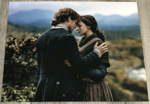 SAM HEUGHAN SIGNED AUTOGRAPH OUTLANDER JAMIE FRASER 11x14 PHOTO P w/PROOF