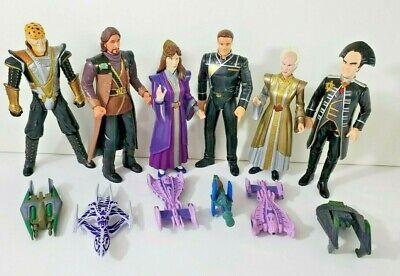 Babylon 5 Action figures - Lot of 6