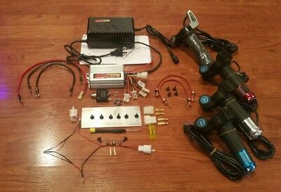 Cruzin Cooler 500 watt hi performance power kit-52 SERIES-23mph 52.2 Series Ccu Kit