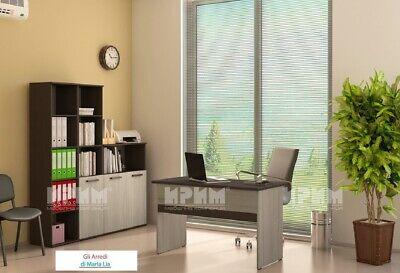 Arredamento ufficio completo modello City 9020 design elegante, moderno