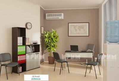 Arredamento ufficio completo modello City 9018 design elegante, moderno