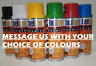 MOLOTOW PREMIUM SPRAY PAINT STREET ART GRAFITTI 6 CANS - YOUR CHOICE OF COLORS