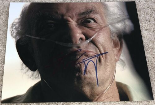 MARK MARGOLIS BREAKING BAD SIGNED AUTOGRAPH 8x10 PHOTO C w/EXACT PROOF