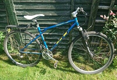 GT Timberline retro classic mountain bike bicycle small 16 inch